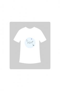 "T-shirt ""92 μέρες καλοκαίρι"""