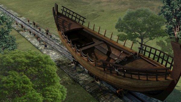 Δίολκος για 1.500 χρόνια